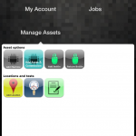 Manage assets on the go